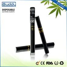 BUD ds80 disposable vaporizer pen empty 0.2 ml BUD cartridge disposable e cig wholesale self-filling support