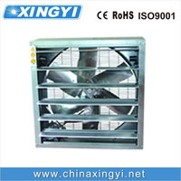 JS Series Luxury Square Low Noise china axial fan