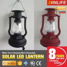 Hot sale battery powered led hurricane lantern