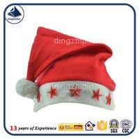 Custom LED decoration Christmas Party Cap hat