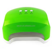 24w CCFL LED Lamp UV Art Polish Gel Curing Dryer Soak Off Salon Manicure