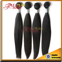 Good Luster Hair with Natural Color Cambodia 100% virgin straight hair
