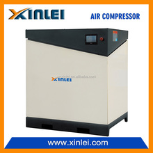 rotary frequency convertor air compressor screw 25hp18.5KW industrial screw air compressor XLPM25A-S12 direct