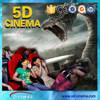 New arrival amusement park equipment 5d projector cinema5d motion cinema system