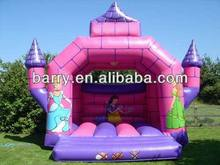 Hot sale inflatable bouncer princess