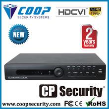Sistema de seguridad CCTV H.264 Full HD CVI cámara 1080 P 3 en 1 multifunción HDMI CVI Dvr
