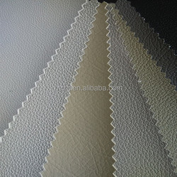 Good hand feeling nice pattern pvc leather car seat covers , synthetic leather material