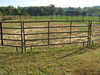 pipe horse fencing yard
