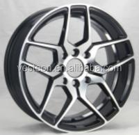 Car Aluminum Alloy Wheels Rim 15 17inch TUV VIA JWL ISO DOT