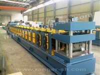 Road Beam Forming Machine Making Construction Materials