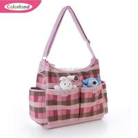 Emily Pink Hobo Baby Changing Bag