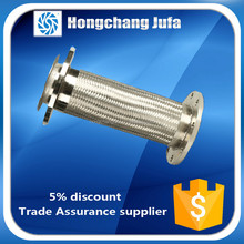 weld end metal hose fitting braided metal hose tube pipe stainless steel flexible hose
