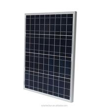 50W POLYCRYSTALLINE SOLAR PANEL FOR SOLAR POWER SYSTEM FOR GLOBAL MARKETS