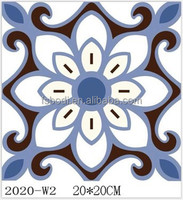 High quality morocco art style small ceramic tile