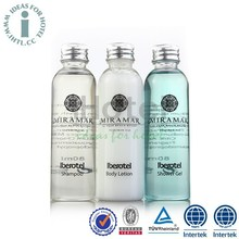 Hotel Wholesale Body Wash Whitening Body Wash for Black Skin Bottles