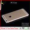 cell phone cover wholesale transparent back clear cover mobile phone case for samsungJ2/J200F
