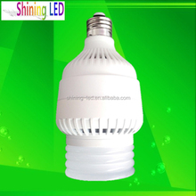Cost-effective 170-265V 220V 110V Super Lumen 40W 30W 20W Base Pure White 5000K E27 High Power 50W LED Bulb for Russia Market