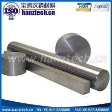 Tungsten nickle Iron alloy bar