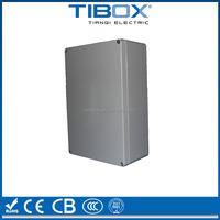 TIBOX electronic hot sale new IP66 Electrical Waterproof fire-retardant aluminium junction box