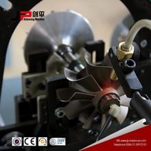 JP macchina equilibratrice turbine usate per riparare