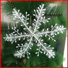christmas tree ornament /the big beautiful snowflake
