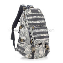 2015Hot sell high quality waterproof military backpack for climbing