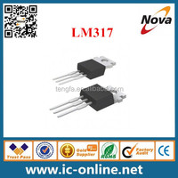 New Original Electronic Components IC LM317 In Stock
