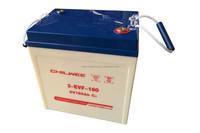 EVF Series VRLA Battery for Electric Vehicles, 6V 180Ah/3hr