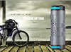 2015 ODM New Metal Protable Outdoor Waterproof Bluetooth Speaker,10W Waterproof Bluetooth Audio with power bank