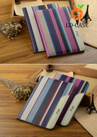 beautifull girl's college leather tablet case magnetic cover for iPad pro novelty cover for apple case