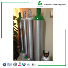 50L Gas Cylinder Nitrogen Gas Price for Aluminum Gas Cylinder