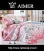 polycotton print cheap queen bedsheet
