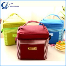 Thermal Portable Insulated Cooler Cold Lunch Carry Tote Storage Bag