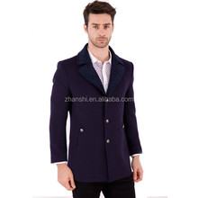 Wholesale Hot Sell New Design Men Formal Wool Jacket Coat From China