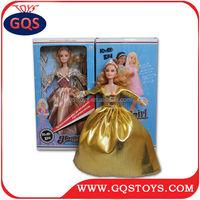Wholesale plastic doll lovely dolls toys for little girl