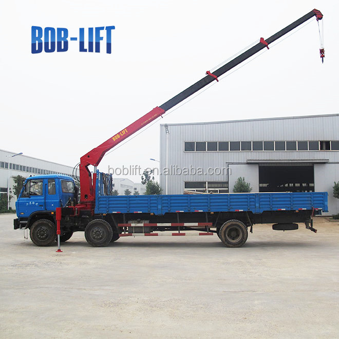 Mobile Crane Dubai : T m hydraulic dubai used mini mobile telescopic boom