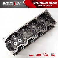 diesel engine 3L cylinder head for HIACE LANDCRUISER KIJANG 11101-54130 11101-54131