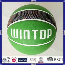 hot sale promotional China manufacturer high quality rubber basketball