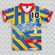 Custom Football Jersey, Sublimated fashion american football jersey