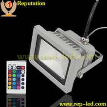High Quality LED outdoor lighting 100W cob RGB flood light