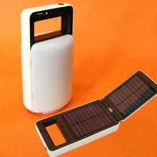 solar charger & camping led lantern