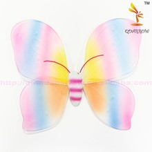 The newest popular colorful angel wing