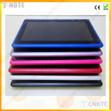 tablet pc venta caliente 7 pulgadas 512mb/4gb q88 allwinner a23 android 4.2 tablet pc descarga de software