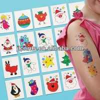 non-toxic kids temporary tattoo for promotion
