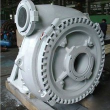 LWA series slurry pump for zinc oxide ore