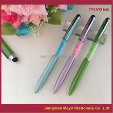 gift for friends, pen set for lover's, crystal pen gift set for celebration