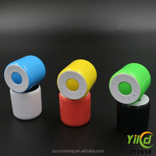 super mini bluetooth motorcycle speaker with remote shutter
