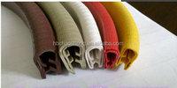 produce car door decoration rubber seal sponge material