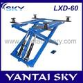 Proveedor de China LDX-60 ascensor tijera automático / tijera de elevación / plataforma de elevadora de tijera para coche