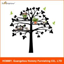 guangzhou home furniture plastice shelves diy decor kitchen shelves
